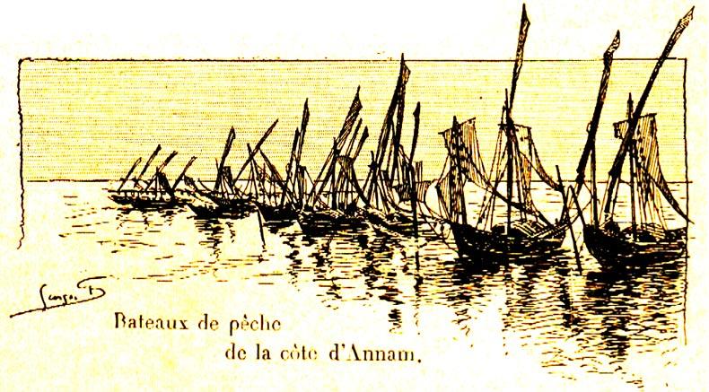 Cote Annam Tonkin - holylandindochinecoloniale.com