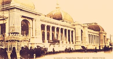 Exposition Indochine Hanoi - holylandindochinecoloniale.com