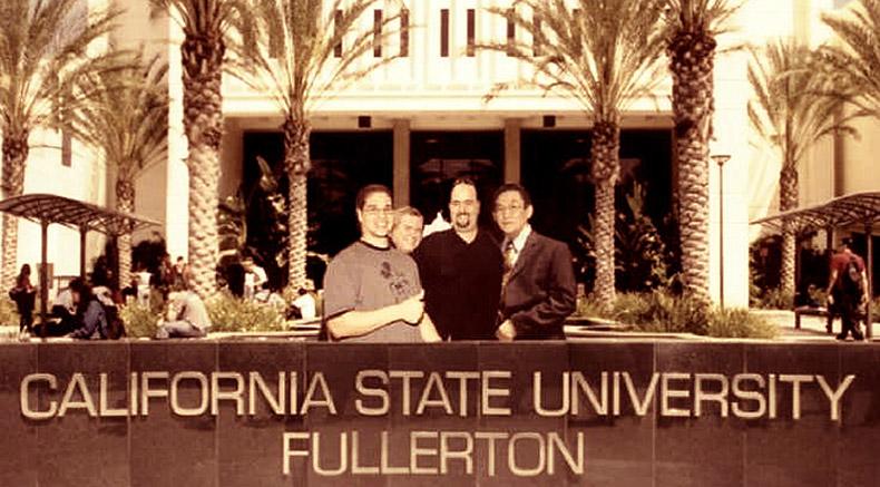 Université Furllton Californie - Nguyen Manh Hung - holylandindochinecoloniale.com