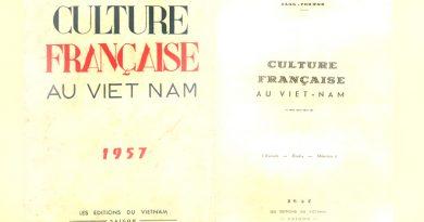 Culture Francaise au Vietnam - holylandindochinecoloniale.com