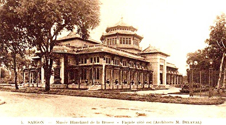 Musée de Saigon - holylandindochinecoloniale.com