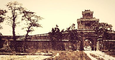 Citadelle Hue - holylandindochinecoloniale.com