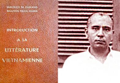 Maurice DURAND (1914, Hanoi – 1966, Paris, 52 ans)